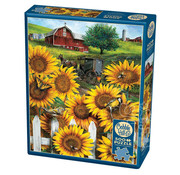 Cobble Hill Puzzles Cobble Hill Country Paradise Puzzle 500pcs