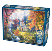 Cobble Hill Puzzles Cobble Hill Chapel of Hope Puzzle 500pcs