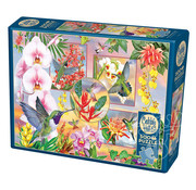 Cobble Hill Puzzles Cobble Hill Hummingbird Magic Puzzle 500pcs