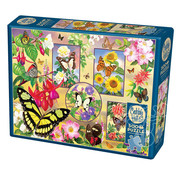 Cobble Hill Puzzles Cobble Hill Butterfly Magic Puzzle 500pcs