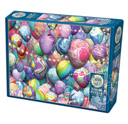 Cobble Hill Puzzles Cobble Hill Party Balloons Puzzle 500pcs