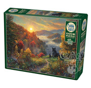 Cobble Hill Puzzles Cobble Hill New Day Puzzle 1000pcs