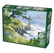 Cobble Hill Puzzles Cobble Hill Summer Lighthouse Puzzle 1000pcs
