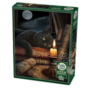 Cobble Hill Puzzles Cobble Hill The Witching Hour Puzzle 1000pcs
