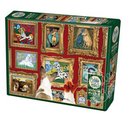 Cobble Hill Puzzles Cobble Hill Dog Gallery Puzzle 1000pcs
