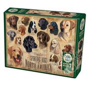 Cobble Hill Puzzles Cobble Hill Sporting Dogs Puzzle 1000pcs