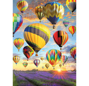 Cobble Hill Puzzles Cobble Hill Hot Air Balloons Puzzle 1000pcs