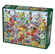 Cobble Hill Puzzles Cobble Hill Butterfly Garden Puzzle 1000pcs