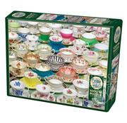 Cobble Hill Puzzles Cobble Hill Teacups Puzzle 1000pcs