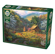 Cobble Hill Puzzles Cobble Hill Country Blessings Puzzle 1000pcs