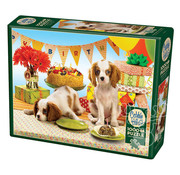Cobble Hill Puzzles Cobble Hill Every Dog Has Its Day Puzzle 1000pcs RETIRED