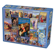 Cobble Hill Puzzles Cobble Hill Vintage Nancy Drew Puzzle 1000pcs