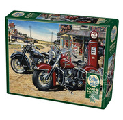 Cobble Hill Puzzles Cobble Hill Two for the Road Puzzle 1000pcs