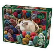 Cobble Hill Puzzles Cobble Hill Fur Ball Puzzle 1000pcs