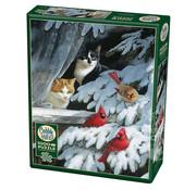 Cobble Hill Puzzles Cobble Hill Bird Watchers Puzzle 1000pcs