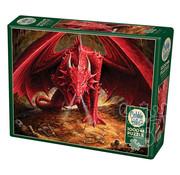 Cobble Hill Puzzles Cobble Hill Dragon's Lair Puzzle 1000pcs
