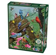 Cobble Hill Puzzles Cobble Hill Birds of the Forest Puzzle 1000pcs