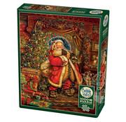 Cobble Hill Puzzles Cobble Hill Christmas Presence Puzzle 1000pcs