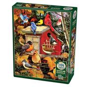 Cobble Hill Puzzles Cobble Hill Fall Birds Puzzle 1000pcs