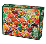 Cobble Hill Puzzles Cobble Hill Sugar Overload Puzzle 1000pcs