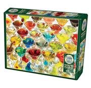 Cobble Hill Puzzles Cobble Hill Martinis! Puzzle 1000pcs
