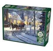 Cobble Hill Puzzles Cobble Hill Horse Drawn Buggy Puzzle 1000pcs
