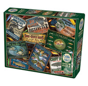 Cobble Hill Puzzles Cobble Hill Fish Signs Puzzle 1000pcs