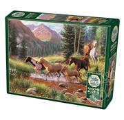 Cobble Hill Puzzles Cobble Hill Mountain Thunder Puzzle 1000pcs