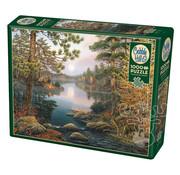 Cobble Hill Puzzles Cobble Hill Deer Lake Puzzle 1000pcs
