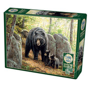 Cobble Hill Puzzles Cobble Hill Mama Bear Puzzle 1000pcs