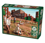 Cobble Hill Puzzles Cobble Hill Old Time Baseball Puzzle 1000pcs