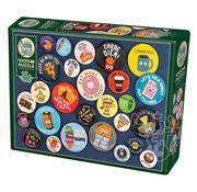 Cobble Hill Puzzles Cobble Hill Buttons Puzzle 1000pcs