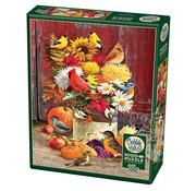 Cobble Hill Puzzles Cobble Hill Autumn Bouquet Puzzle 1000pcs