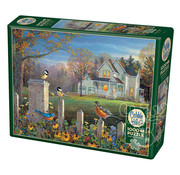 Cobble Hill Puzzles Cobble Hill Evening Birds Puzzle 1000pcs