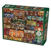 Cobble Hill Puzzles Cobble Hill Luggage Puzzle 1000pcs
