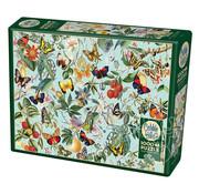 Cobble Hill Puzzles Cobble Hill Fruit and Flutterbies Puzzle 1000pcs