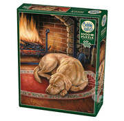 Cobble Hill Puzzles Cobble Hill Home Is Where the Dog Is Puzzle 1000pcs