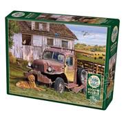 Cobble Hill Puzzles Cobble Hill Summer Truck Puzzle 1000pcs