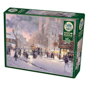 Cobble Hill Puzzles Cobble Hill Winter Flurry Puzzle 1000pcs