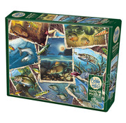 Cobble Hill Puzzles Cobble Hill Fish Pics Puzzle 1000pcs