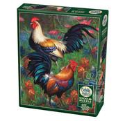 Cobble Hill Puzzles Cobble Hill Roosters Puzzle 1000pcs