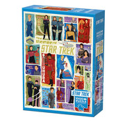 Cobble Hill Puzzles Cobble Hill Star Trek: The Women of Star Trek Puzzle 1000pcs