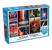 Cobble Hill Puzzles Cobble Hill Star Trek: The Star Trek Films Motion Pictures Puzzle 1000pcs
