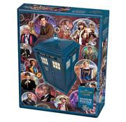 Cobble Hill Puzzles Cobble Hill Doctor Who: The Doctors Puzzle 1000pcs