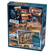 Cobble Hill Puzzles Cobble Hill Doctor Who: Postcards Puzzle 1000pcs