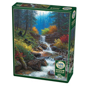 Cobble Hill Puzzles Cobble Hill Mountain Cascade Puzzle 1000pcs