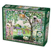 Cobble Hill Puzzles Cobble Hill Wind in the Whiskers Puzzle 1000pcs