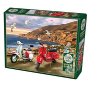 Cobble Hill Puzzles Cobble Hill Scooters Puzzle 1000pcs