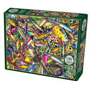 Cobble Hill Puzzles Cobble Hill Alluring Puzzle 1000pcs