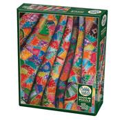 Cobble Hill Puzzles Cobble Hill Crazy Quilt Puzzle 1000pcs